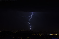 2018.06.20 - 232102 (NIKON D7200) [Carvalha] (Nuno F. C. Batista) Tags: clouds nuvens portugal lusoskies lightning relâmpago thunderstorm trovoada storm night sky nikon severeweather storms photography margemsul skies portuguese meteorology cumulunimbus d7200 arrudadosvinhos carvalha