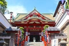 摩利支天徳大寺 Marishi-ten Tokudai-ji (Brian Aslak) Tags: 摩利支天徳大寺 marishitentokudaiji tokyo 東京 kanto 関東 japan 日本 nihon asia ueno 上野 buddhist temple