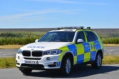 NX65 CVJ (S11 AUN) Tags: cleveland police bmw x5 anpr armed response car arv traffic rpu roads policing unit 999 emergency vehicle nx65cvj