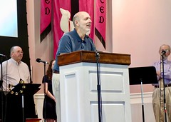 Worship Service with Pastor David Haydu (7-8-2018) - Announcements (nomad7674) Tags: 2018 20180708 july beacon hill church efca worship service beaconhill beaconhillchurch monroect monroe ct evangelical free