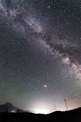 20180711-LRC94121 (ellarsee) Tags: mars milkyway mountshasta astrolandscape flickr landscape night nightlandscape panorama