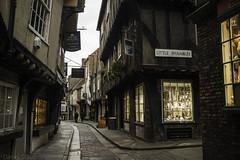 A Most Adorable Street (Norse_Ninja) Tags: england york theshambles shambles little shamble journeyjd17 cobblestone ally allyway