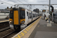 379027 (Rob390029) Tags: 379027 abelio greater anglia class 379 emu electric multiple unit train track tracks rail rails travel travelling transport transportation transit public bethnal green railway station bet london geml great eastern mainline