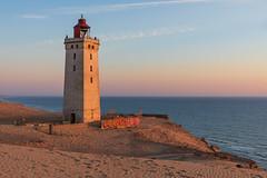 Rubjerg Knude Fyr, Hjørring, Denmark (ako_law) Tags: 5div canonef2470mmf4lisusm canoneos5dmarkiv danmark denmark dune dusk dänemark düne hjørring jylland jütland leuchtturm lighthouse rubjergknudefyr sonnenuntergang sunset