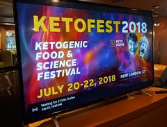 2018.07.22 Ketofest, New London, CT, USA 05052