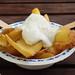 Kartoffelchips mit Remoulade