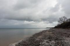 Winterliche Ostseeküste (Teelicht) Tags: balticsea deutschland germany kühlungsborn küste meckpomm mecklenburgvorpommern meer ostsee coast sea