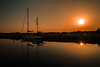 Harbour sunset (Dafydd Penguin) Tags: sun set sunset sea water harbour harbor port quay pier town coast coastal coasting saintes maries de la mer provence france sailboat sail yacht yachting crusing cruise boat boating mediterranean leica m10 elmarit 21mm f28