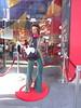 Wax Jimi Hendrix on 42nd Street 0145 (Brechtbug) Tags: wax jimi hendrix 42nd street musician museum statue waxworks display madame tussauds midtown manhattan nyc 04232018 new york city 2018 royal uk england brit britain british music rock roll
