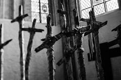 crosses (hansekiki ) Tags: lübeck schleswigholstein architektur architecture carlzeissjena squeezerlens flektogon50mmf4 canon 5dmarkiii