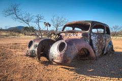 Drinking The Latest Fad (Wayne Stadler Photography) Tags: 2018 ghosttown gleeson towns ghosttowntrail rust rustographer abandoned southwest derelict rustography car rusty cars arizona usa automotive west wildwest