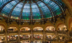 Galeries Lafayette 2 (chriswalts) Tags: paris travel france march galeries lafayette galerieslafayette
