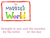 Sesame Street Welcome Signs-Maddie's World (maddieandmarry) Tags: sesamestreet elmo 2nd birthday party sign poster crayons