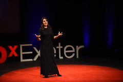 Farrah Storr speaking at TEDxExeter 2018 at Exeter Northcott Theatre (TEDxExeter) Tags: tedxexeter exeter tedx tedtalks ted audience tedxevent speakers talks exeternorthcott northcotttheatre devon crowd inspiring exetercity tedxexeter2017 england eng