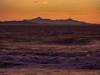 Morning Mauve (Steve Taylor (Photography)) Tags: orange mauve purple newzealand nz southisland canterbury christchurch waves sea pacific ocean surf southernalps winter sunrise dawn twilight