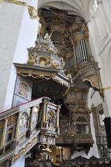 Pulpit & Organ (Ryan Hadley) Tags: pulpit organ stmaryschurch marienkirche church rostock germany europe