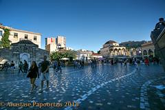 Monastiraki Square Athens (anastase.papoortzis) Tags: acrópolis athens greece grécia hellas monastirakiathens anscient city cityscape europe history