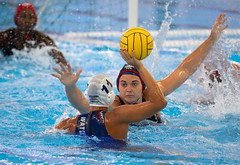 P1372491 (roel.ubels) Tags: spido dutch waterpolo trophy rotterdam sport topsport 2018 knzb holland nederland oranje italië italy usa us hongarije hungary