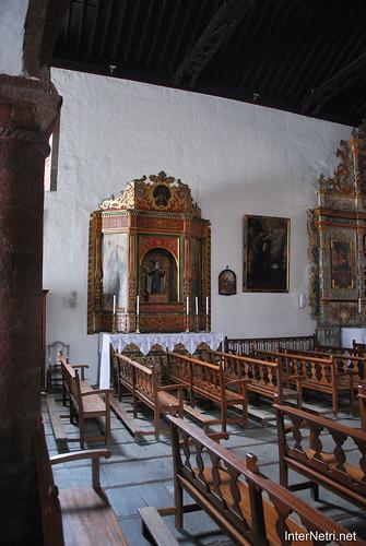 Церква Iglesia De La Asunción, Сан Себастіан де Ла Гомера, Канарські острови  InterNetri  1231
