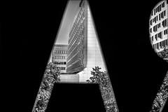 A (vedebe) Tags: marseille france port ports ville city rue street urbain urban urbanarte docks noiretblanc netb nb bw monochrome immeubles architecture