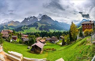 Adelboden - Schweiz