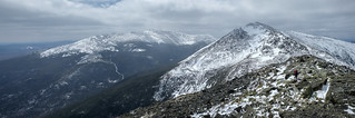 Mount Washington and Mount Adams, New Hampshire