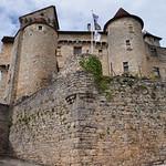 Château de Cajarc (XIIIe-XVe), Salvagnac-Cajarc, Aveyron, Occitanie, France. thumbnail