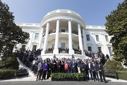 White House by US Department of State, on Flickr