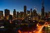 Early evening in Melbourne 1 (NettyA) Tags: australia melbourne sonya7r southbank victoria buildings city evening lights night nightscape skyline