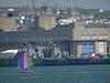 2 Royal Norwegian Navy corvettes (mukaloon) Tags: corvette missile royalnorwegiannavy skjoldclass devonport plymouth tamar