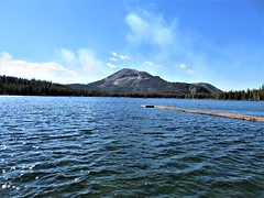 Lake Mary of Mammoth Lakes Basin (PenangCA) Tags: mammothlakes inyonationalforest california summer lake water nature green mammothlakesbasin sierranevada blue johnmuirwilderness