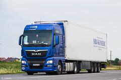 MAN TGX Euro6 18.460 II XXL / MBJ-Komerc (SRB) (almostkenny) Tags: lkw truck camion ciężarówka man tgxeuro6 xxl 18460 srb serbia mbjkomerc in030gd