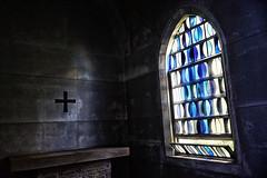 Windows (lensman20) Tags: window church cross stainedglass