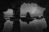 Epic Malibu Milky Way Sea Cave Fine Art Landscape Seascape Photography! Long Exposure California Starry Night Photos.  High ISO Nikon D810 AF-S NIKKOR 14-24mm F2.8G ED Nikon Elliot McGucken Fine Art Photography! (45SURF Hero's Odyssey Mythology Landscapes & Godde) Tags: epic milky way sea cave fine art landscape seascape photography long exposure california starry night photos high iso nikon d810 afs nikkor 1424mm f28g ed elliot mcgucken ocean beach malibu the milkyway galaxy