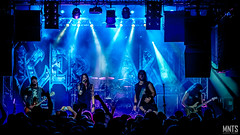 Iced Earth live in Kraków 2018 fot. MNTS Łukasz Miętka_-35