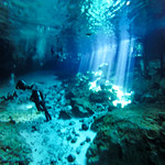 Diving the Cenotes in Yucatan, Mexico thumbnail