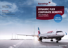 Eurowings - Dynamic Flex Corporate Benefits; 2017_1 (World Travel Library - collectorism) Tags: eurowings 2017 airbus a320 airplane aircraft plane flugzeug airlinesbrochurefrontcover frontcover brochure aviation travel library center worldtravellib papers prospekt catalogue katalog fluggesellschaften compagnie aérienne compagnia aerea légitársaság شركةطيران 航空会社 flug air airtransport transport holidays tourism trip vacation photos photo photography pictures images collectibles collectors collection sammlung recueil collezione assortimento colección ads online gallery galeria documents dokument broschyr esite catálogo folheto folleto брошюра broşür