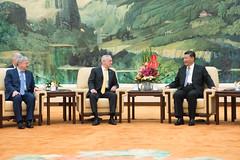 180627-D-SV709-0511 (Secretary of Defense) Tags: china chaos jamesmattis jimmattis president xijinping beijing chi