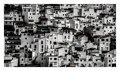 pueblo andaluz (K_BAU) Tags: pueblo village andalusian andaluz blanco abstracto geometrico geometric arquitectura casas houses tejados ventanas tradicional popular