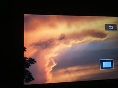 face (timp37) Tags: face clouds lake katherine sunset july 2018 illinois palos