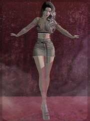 Silver Soul (Helen Beverly) Tags: villena uniwaii truth psychobarbie bs catwa reign n21 maitreya