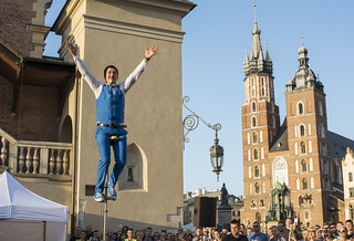 31st ULICA Street Theatre Festival, Krakow, Poland