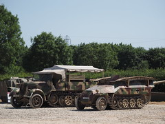 SdKfz 251 (Megashorts) Tags: halftrack sdkfz251 german axis ww2 wwii hanomag olympus omd em1 mzd 40150mm f28 pro war military armoured armour armor armored fighting bovington bovingtontankmuseum tankmuseum bovingtonmuseum museum thetankmuseum england dorset uk tankfest 2018 tankfest2018 show friday tank