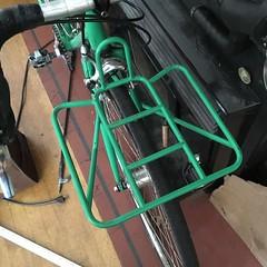 Blasdel-style rack prototype (¾ths view) (Tysasi) Tags: photostream 10x9 rack porteur rando