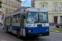 LAZ-52522-041, Lviv, 2018/05/21. (lg-trains) Tags: ukraine ukrainian lviv