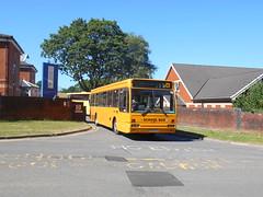 Harris Coaches 19 (Welsh Bus 18) Tags: harriscoaches volvo b10b58 plaxton verde 19 p632ffc ystradmynach oxfordbuscompany 632