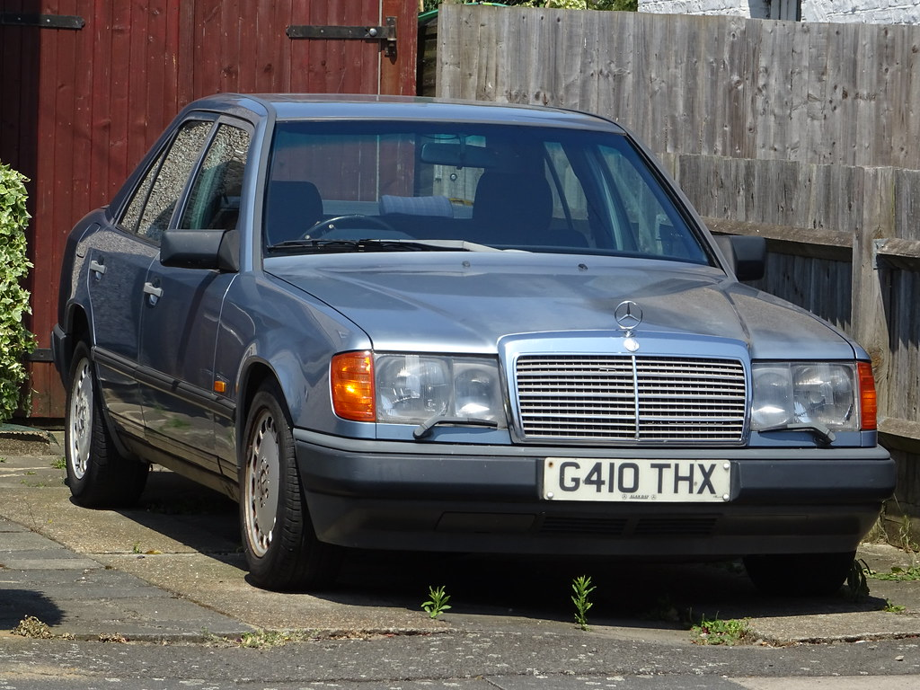 The World's Best Photos of 300e and benz - Flickr Hive Mind