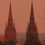 The spires of the Cathedral thumbnail