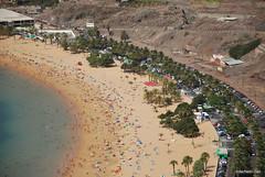 Playa De Las Teresitas, Санта-Круз, Тенеріфе, Канарські острови  InterNetri  749