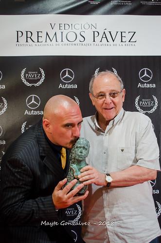 Carolo Ruiz y Emilio Gutiérrez Caba